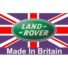 Land Rover Union Jack