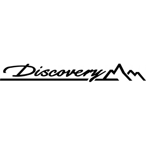 land rover discovery sticker  decal  graphic