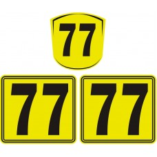 Race Numbers
