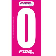 F100 Race Numbers 2018