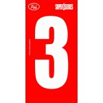 Super 1 Series  Race Numbers