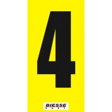 Biesse Race Numbers
