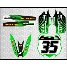Kawasaki KXF 250 Mini Kit (2012-2014)